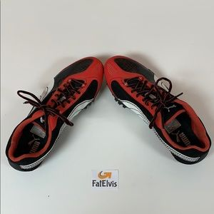 Puma track shoes size 8